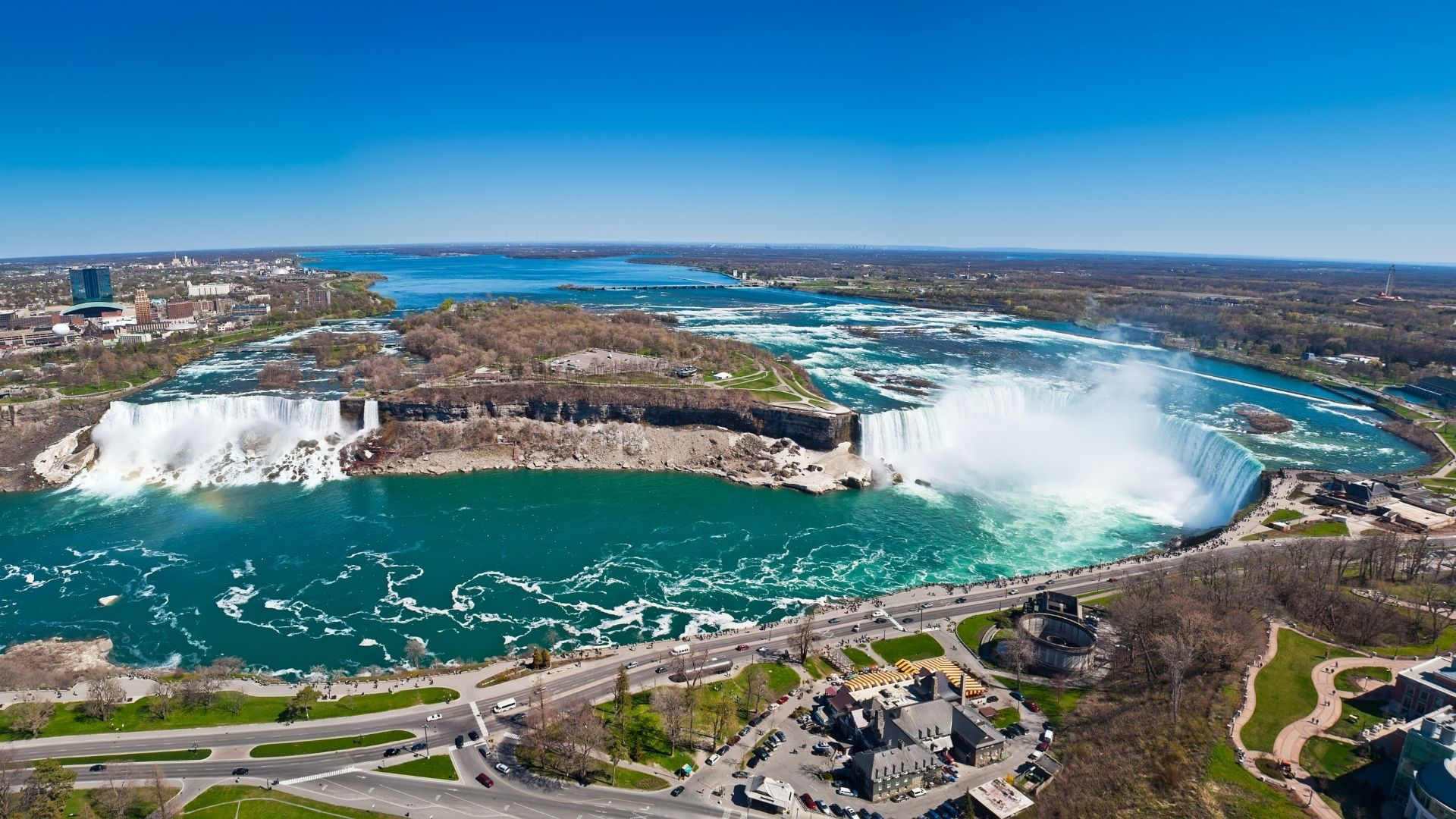 Une journée à Niagara Falls