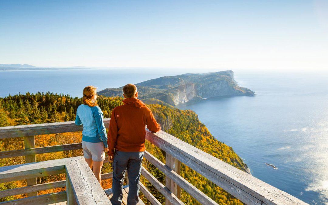 La Gaspésie: aventures en nature