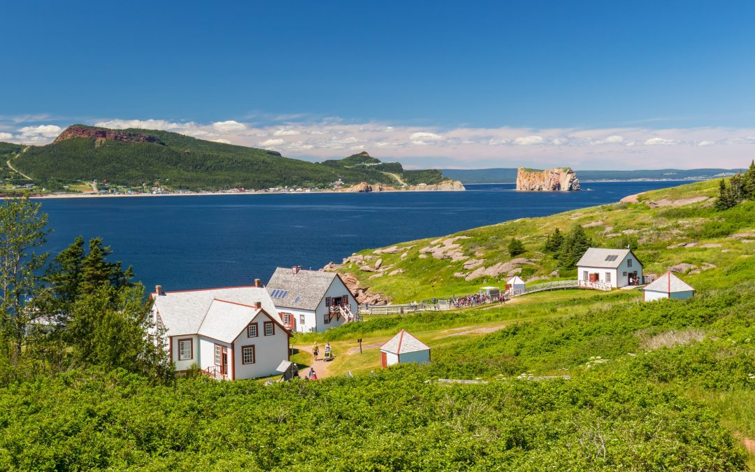 Le Québec maritime : à la découverte de 4 régions fantastiques