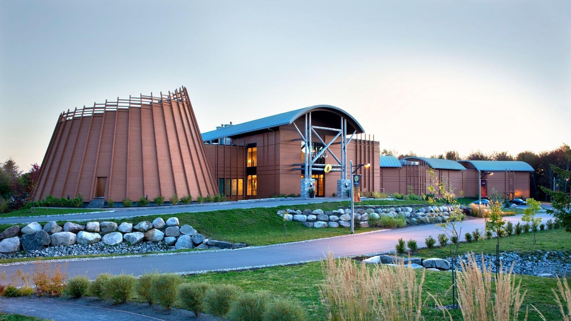 Wendake et son Hôtel-Musée Premières Nations