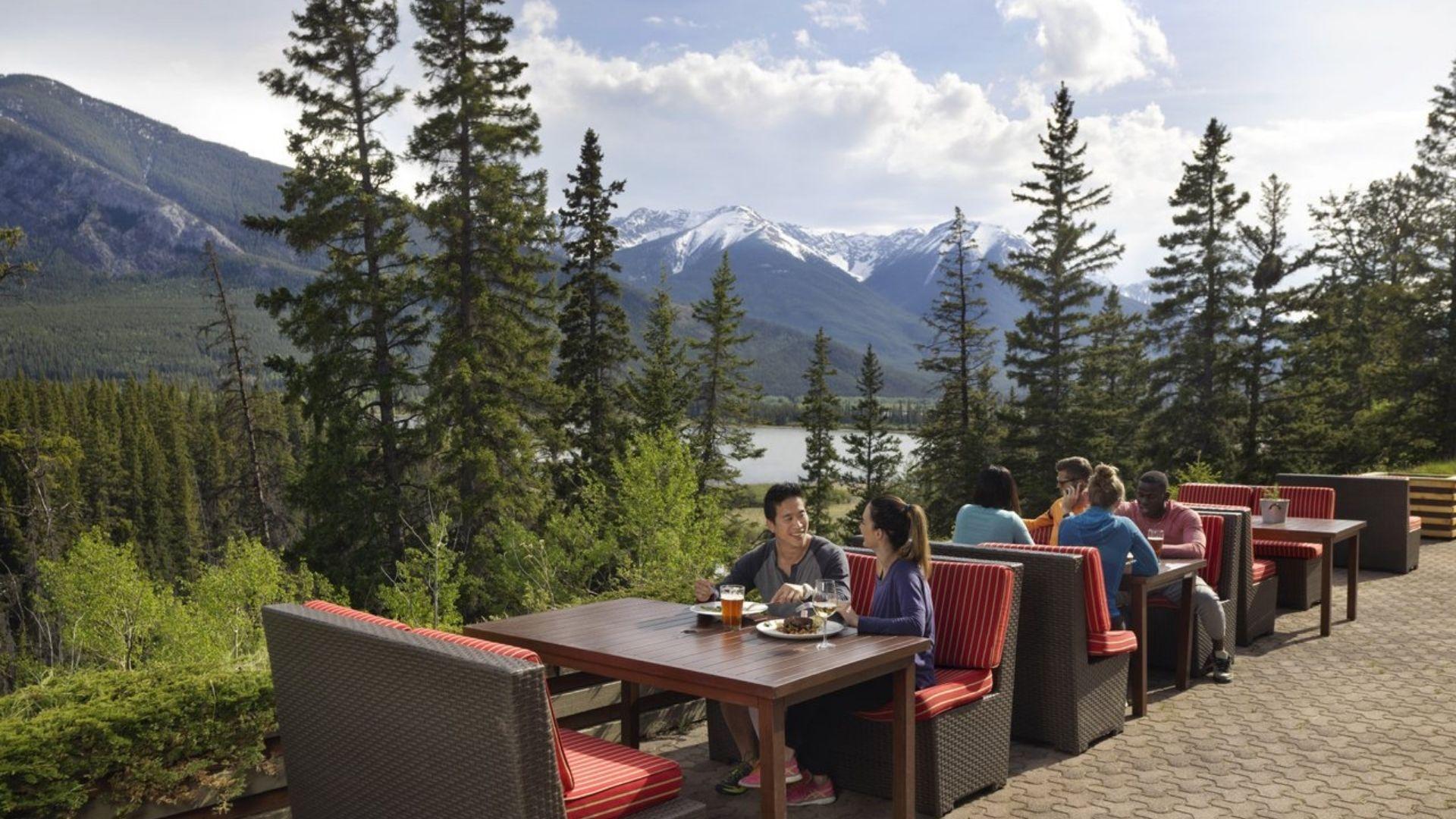 Banff et lac Louise : l'ultime guide restos