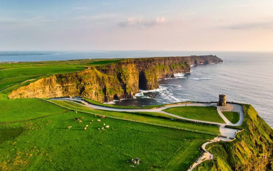 Les paysages à couper le souffle de l'Irlande