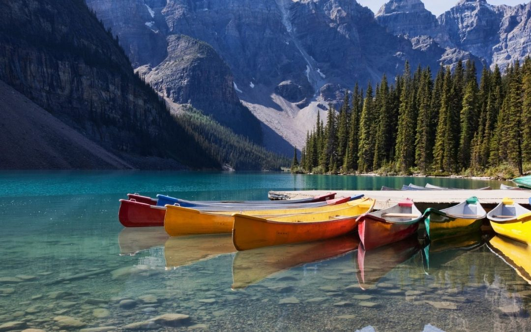 8 expériences à vivre – Banff et Lake Louise