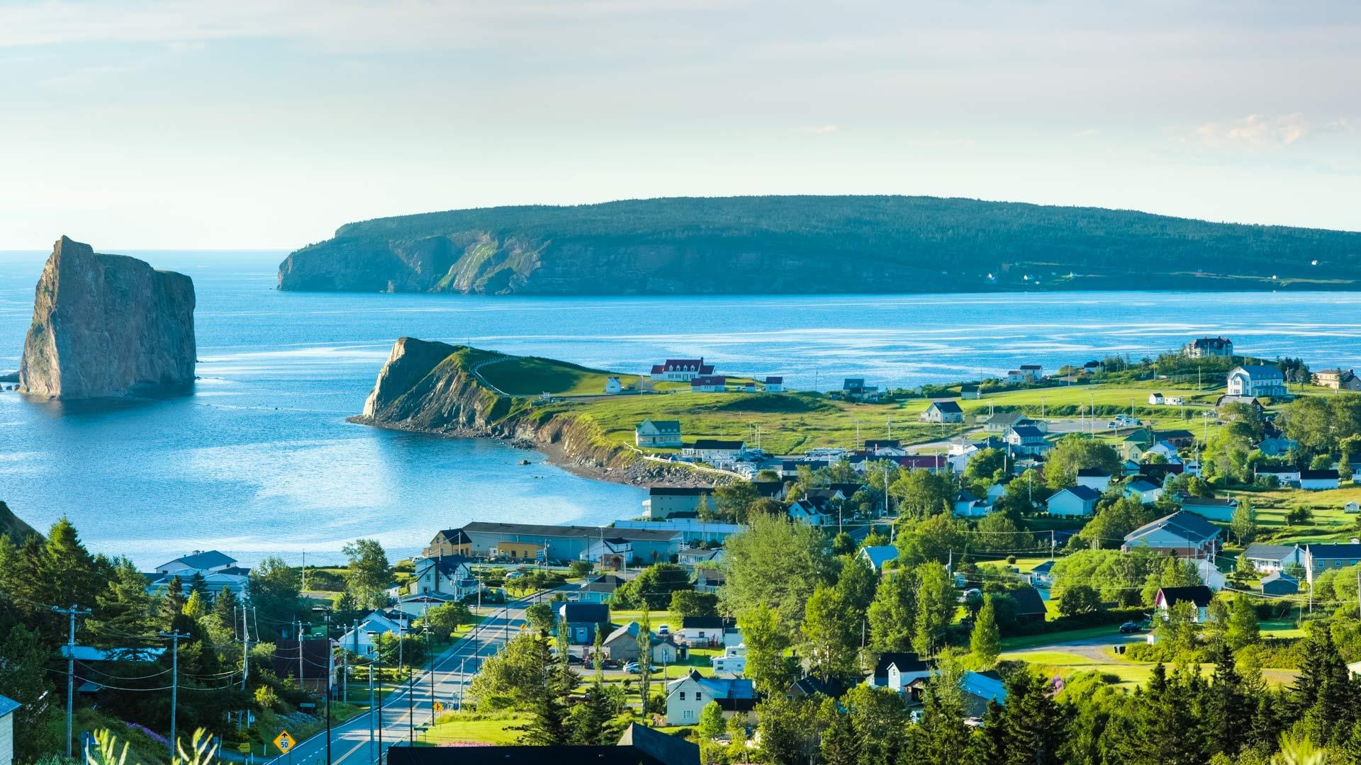 Les 10 plus beaux villages du Québec